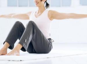 allenamento Pilates