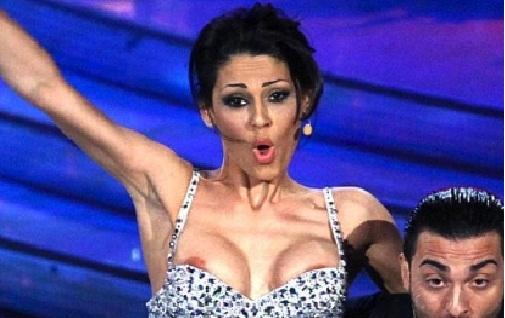 Anna Tatangelo Ballando con le stelle 02