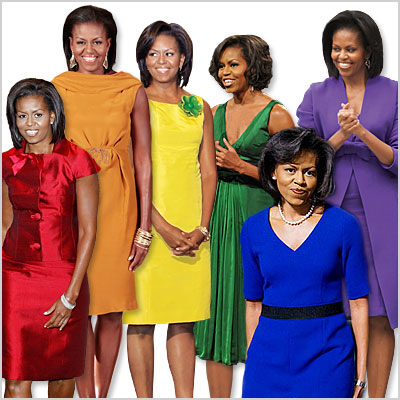 Michelle Obama look 01