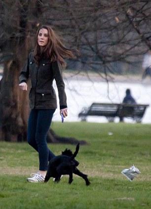 Lupo e Kate Middleton 01