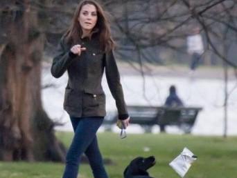 Lupo e Kate Middleton 02
