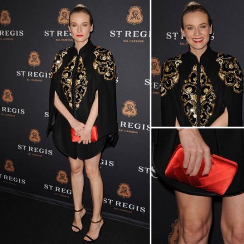 Diane Kruger best dressed week 3