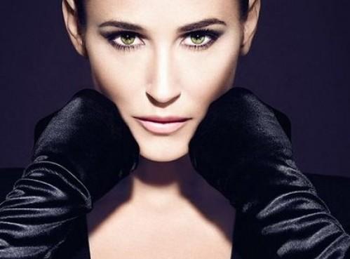 Demi Moore per Helena Rubenstein 04