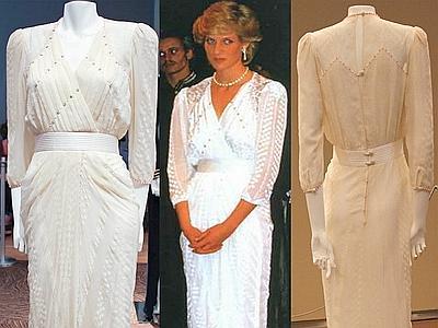 Diana abito Zandra Rhodes