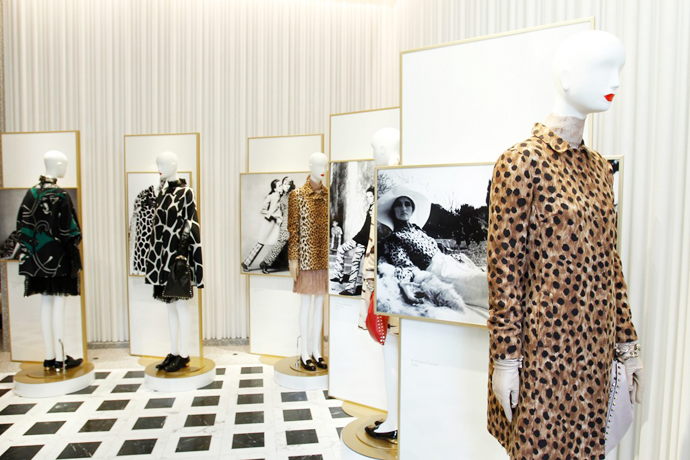 Apertura boutique Valentino Beverly Hills 08