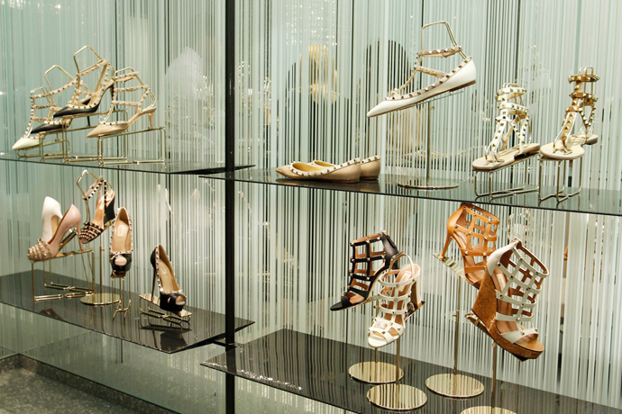 Apertura boutique Valentino Beverly Hills 09