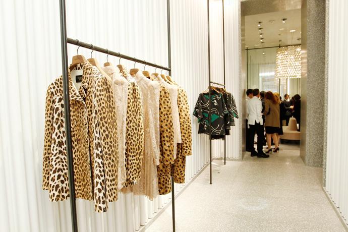 Apertura boutique Valentino Beverly Hills 10