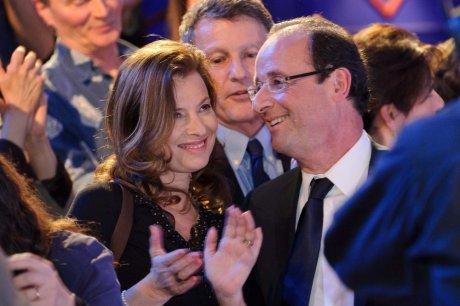 Francois Hollande e Valerie Trierweiler 02