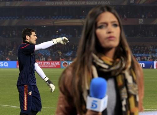 Iker Casillas e Sara Carbonero 012
