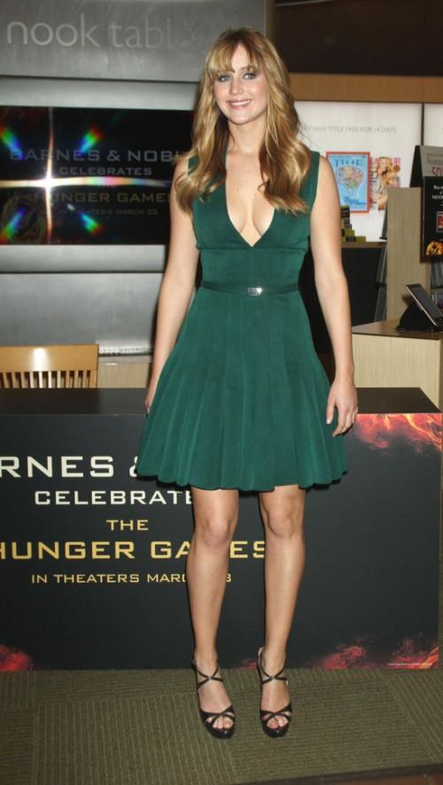 Jennifer Lawrence best dressed week 3