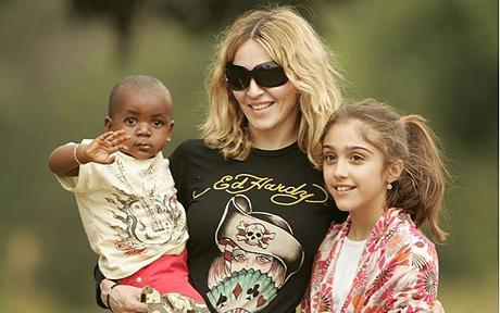 Madonna con figli