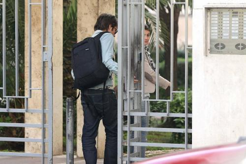 Alessandra Mastronardi e Rodrigo Guirao a pranzo 04