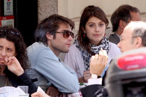 Alessandra Mastronardi e Rodrigo Guirao a pranzo 02