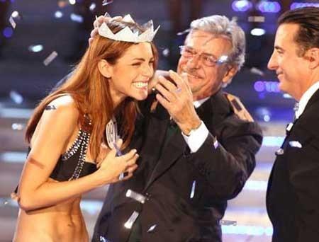 """Miriam Leone prima e dopo; da Miss Italia a """"1992"""" FOTO"""