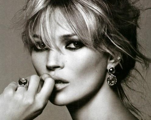 Kate Moss 100 icone di stile Time