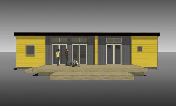 Aktiv la prima abitazione prefabbricata di ikea ladyblitz - Casa prefabbricata ikea ...