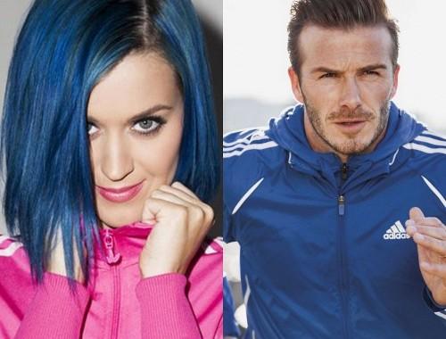 Katy Perry David Beckham Adidas