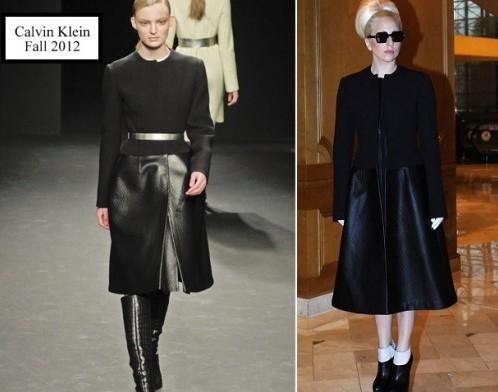 Lady Gaga calvin Klein 02