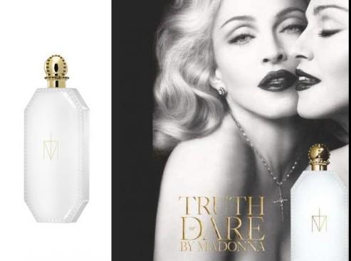 Madonna profumo Truth or Dare