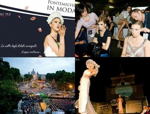 Olimpus Events Ponte Milvio in Moda