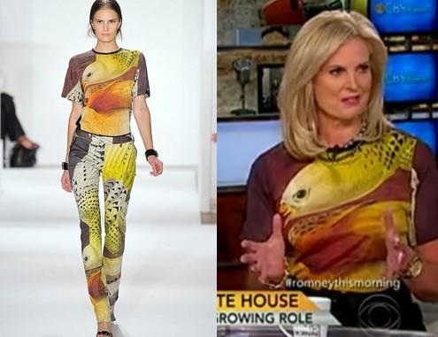 Ann Romney blusa costosa 01