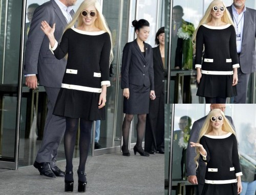 Lady Gaga Moschino