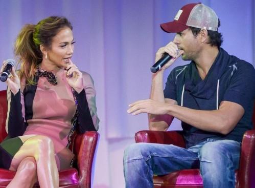 Enrique Iglesias e Jennifer Lopez annunciano il tour01
