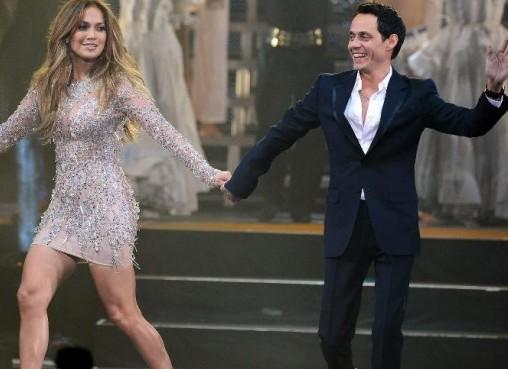 Jennifer Lopez e Marc Anthony 01