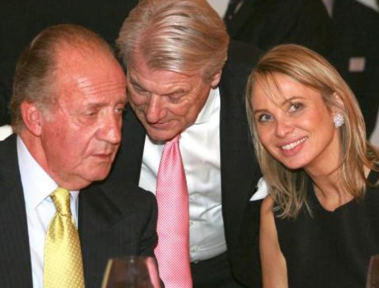 Juan Carlos e Corinna