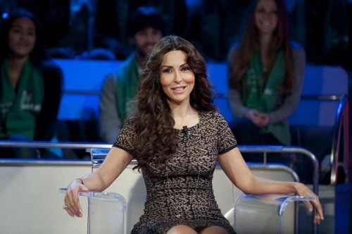 Sabrina Ferilli tasse