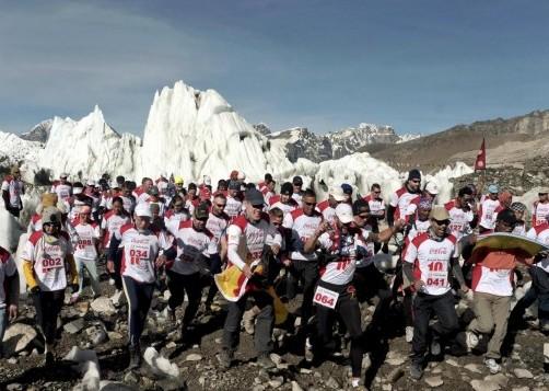 ''Tenzing-Hillary Everest Marathon''01