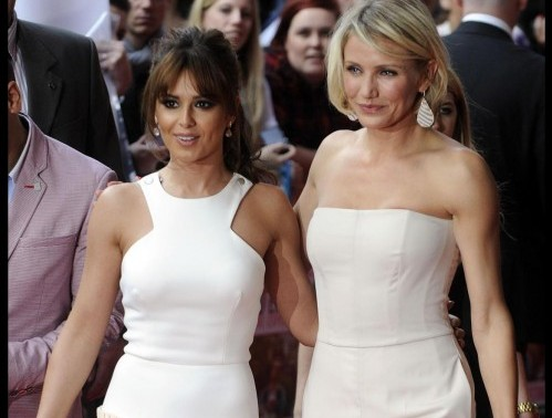 Londra, premiere del film 'What To Expect When You're Expecting'01