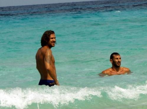 Cerci e Ceccarelli in vacanza a Formentera08