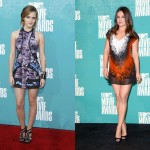 Mtv Movie Awards red carpet 05
