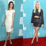 Mtv Movie Awards red carpet 09