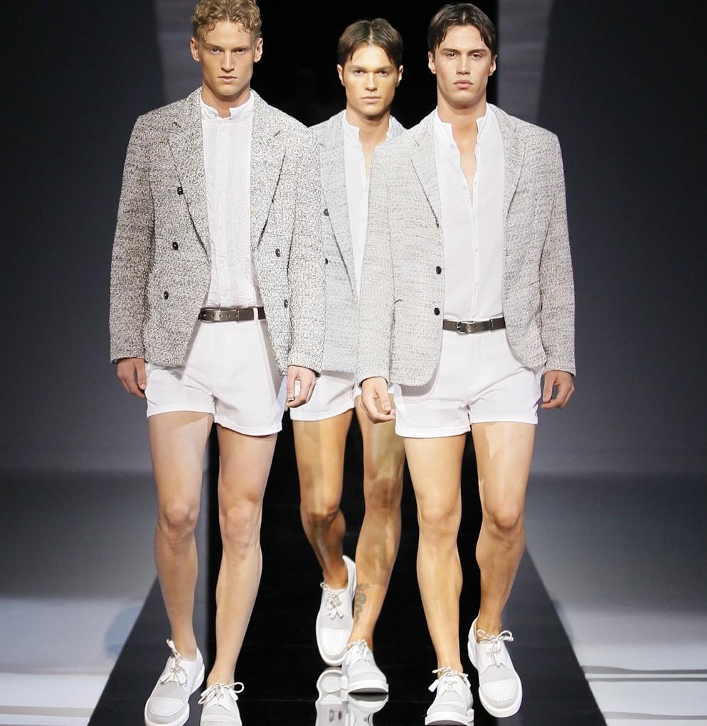 Emporio Armani menswear s-s 2013 04