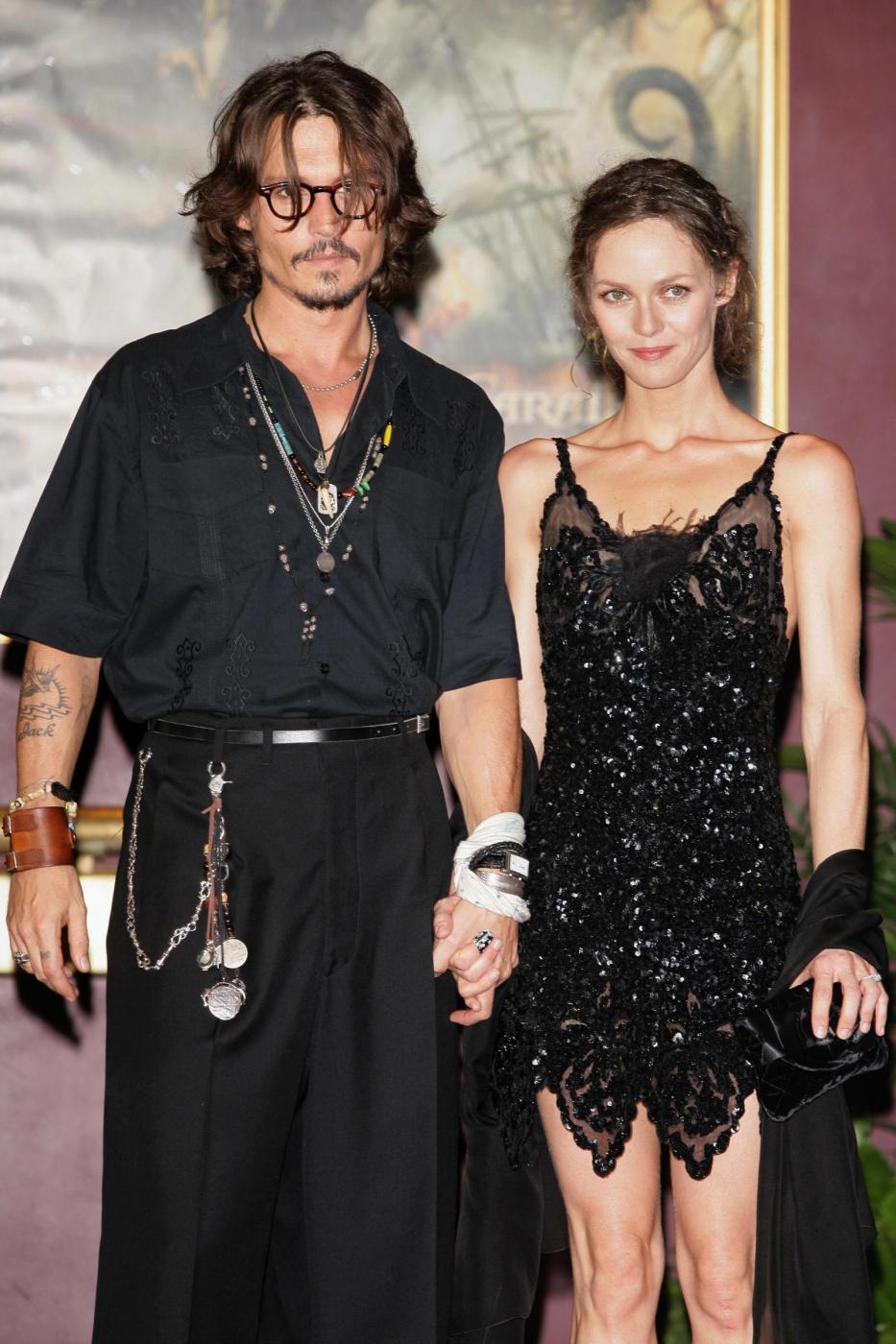 Vanessa Paradis Johnny Depp