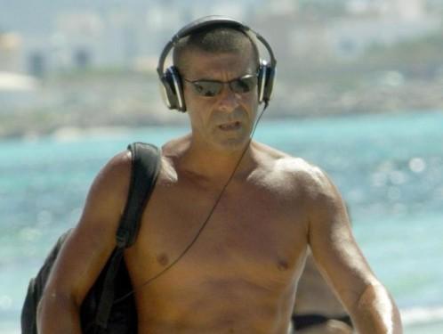 Luca Laurenti sulle spiagge di Formentera08
