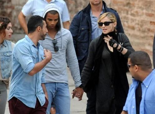 Madonna Brahim Zaibat ad Istanbul 010