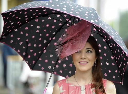 Royal Ascot 2012 - Ladies' Day07
