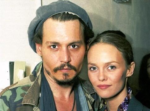 Johnny Depp Vanessa Paradis crisi