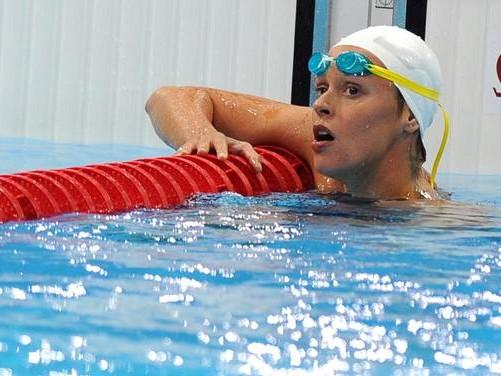 Federica Pellegrini Olimpiadi 2012