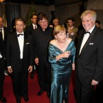 Angela Merkel red carpet 02