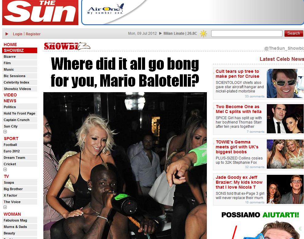Balotelli fuma beve champagne massaggi sexy 02