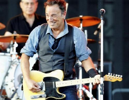 Oslo, Bruce Springsteen ricorda le vittime di Utoya in concerto01