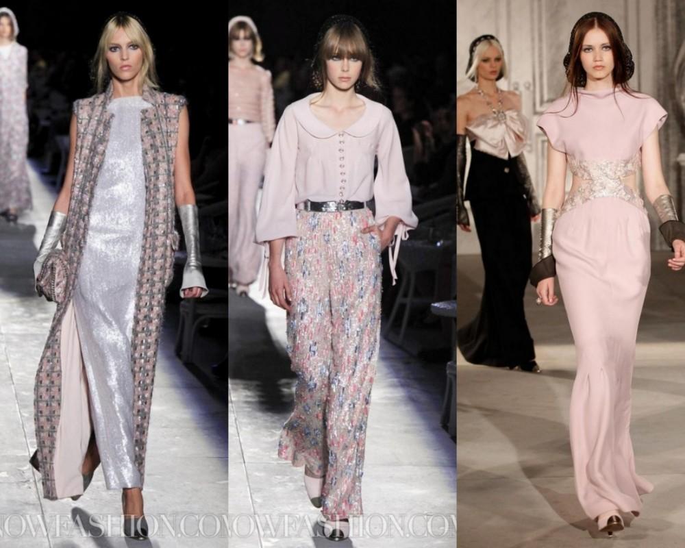 Chanel haute couture 2013 Parigi 02