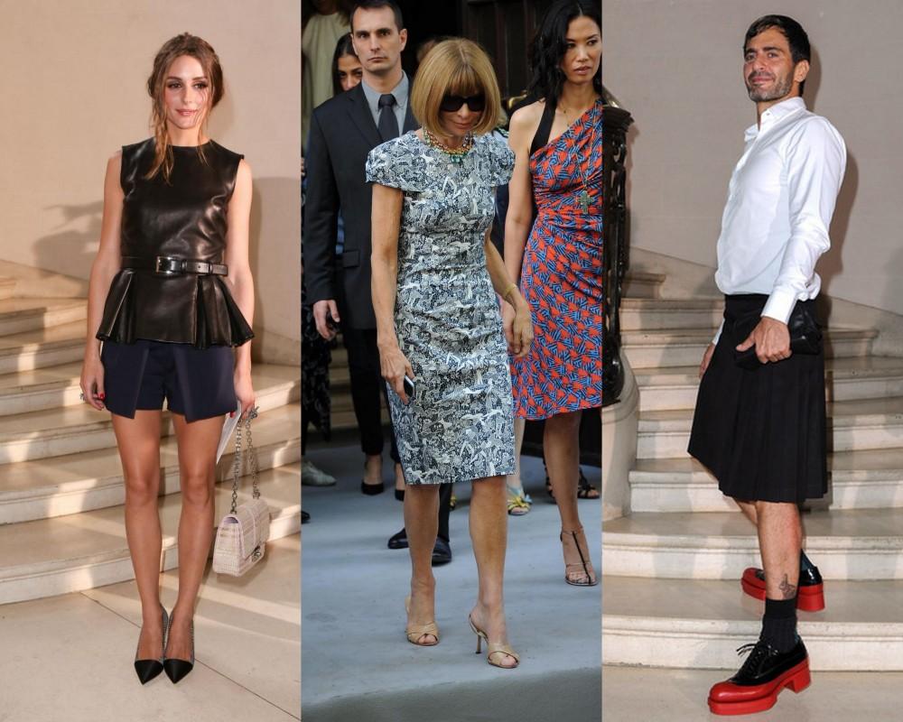 Christian Dior haute couture ospiti vip 05