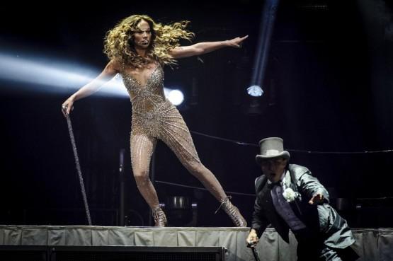 Jennifer Lopez in concerto a Toronto05
