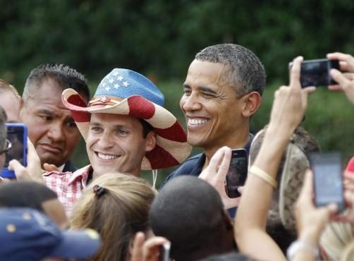 Barack Obama festeggia la giornata dell'indipendenza05