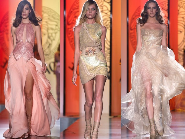 Atelier Versace a/i 2013 sfilata al Ritz 04